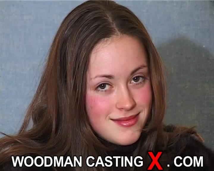 Woodman casting etotic video