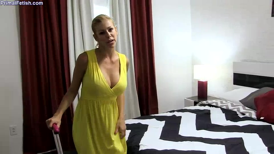 Alexis Fawx Son Becomes A Man